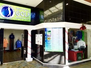 WVGA Golf Store