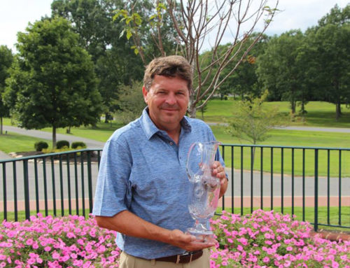 Jeff Harper Claims 55th West Virginia Senior Amateur Championship