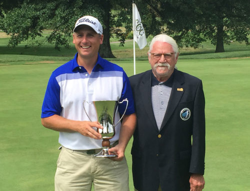 Sam O'Dell Captures 13th WV Mid-Amateur Championship