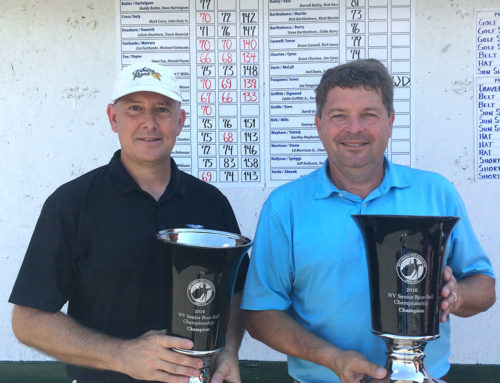 Jeff Harper & Chuck Workman Claim 15th WV Senior Four-Ball Championship