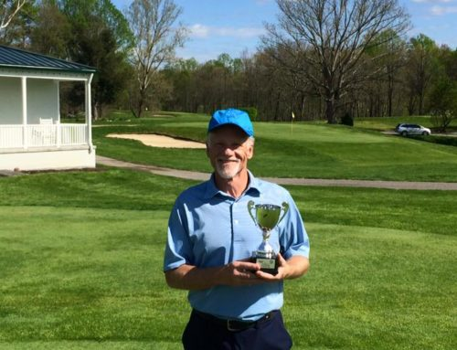 2017 Tournament Season Kicks-Off with Mark White's Win at Berry Hills