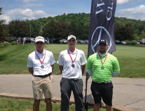 Three Tie for Medalist Honors as 12 Players Qualify for the 98th West Virginia Amateur presented by Mercedes-Benz