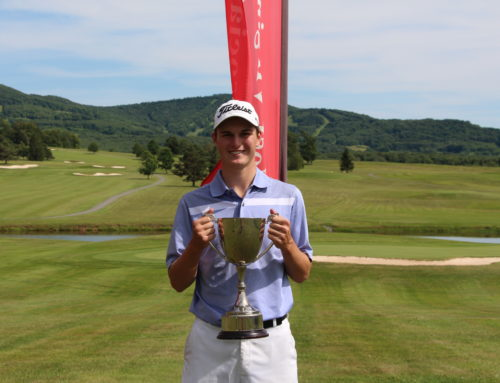 Mason Williams Wins 2017 WV Junior Amateur