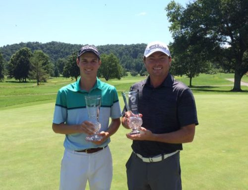 Ian Patrick Archer & Mason Williams Claim 2017 WV Four-Ball Championship