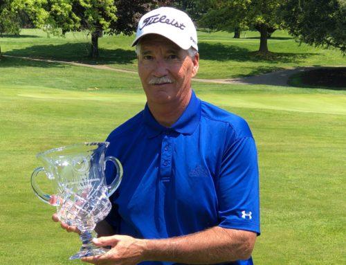 John Ross Claims 3rd WV Senior Open Title