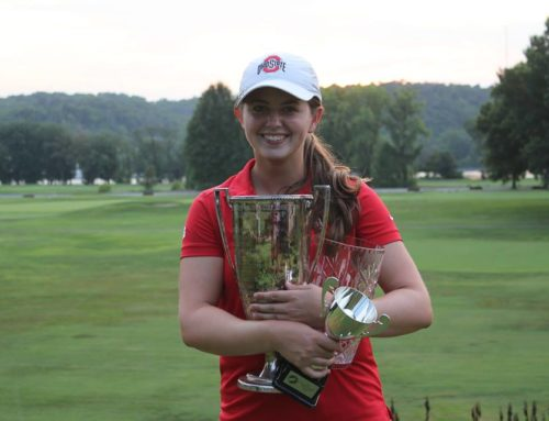 Shears Captures 95th WV Women's Am