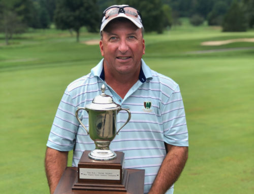 Pat Carter Claims First Senior Amateur Title